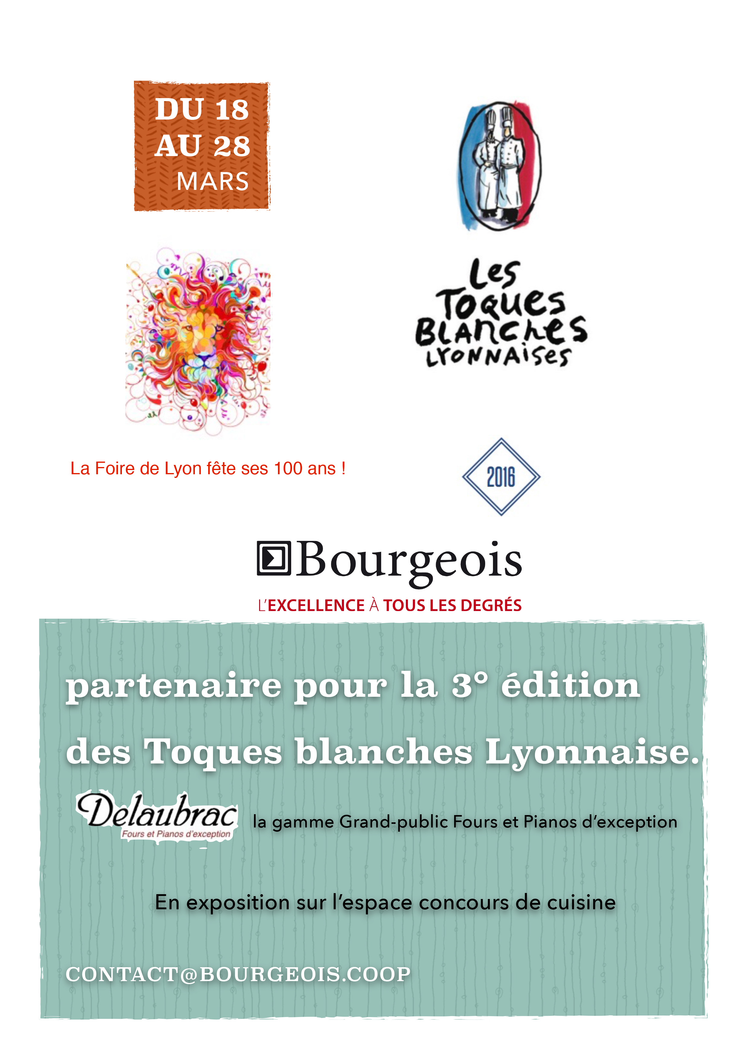 toques blanches bourgeois
