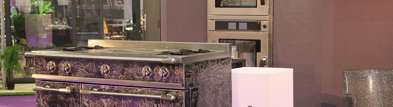 Cuisine equipee piano de cuisson l 39 ancienne plus - Piano de cuisine falcon ...